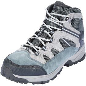 Hi-Tec Bandera Lite WP Shoes Women stormy weather/grey/sky grey